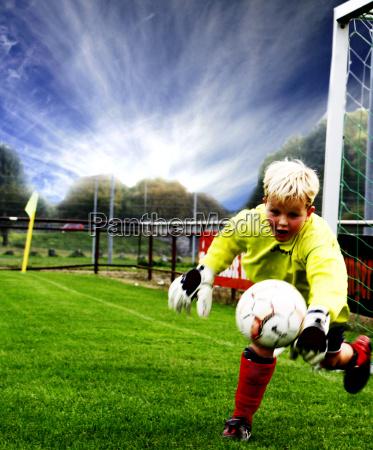 junior goalkeeper ii