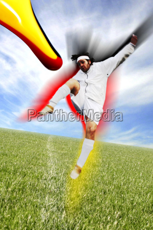sport sports male masculine goal passage