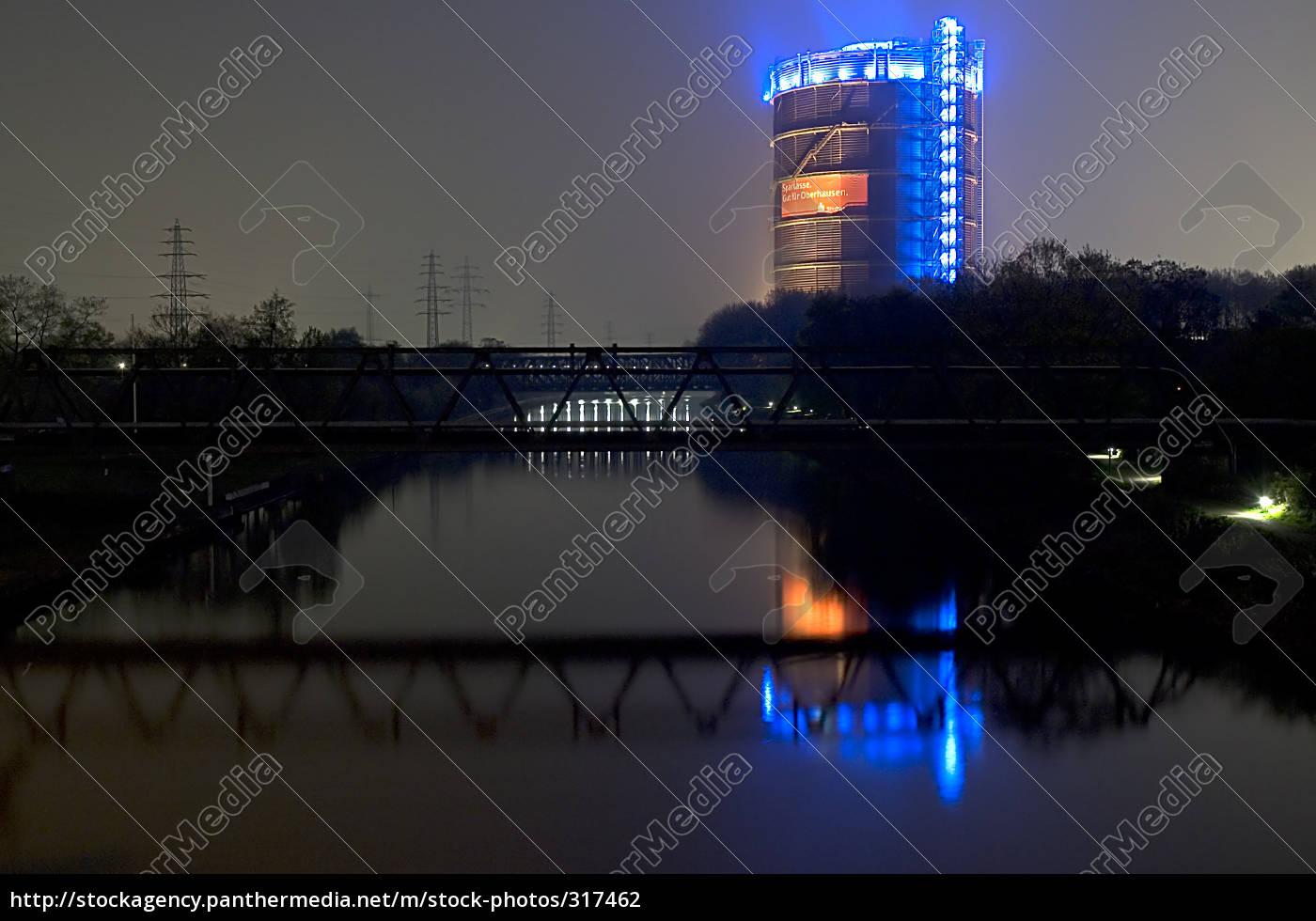 gasometer, oberhausen2 - 317462