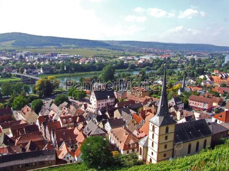 rotweinstadt klingenberg