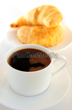 coffee and croisssants