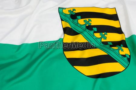 landesflagge sachsen