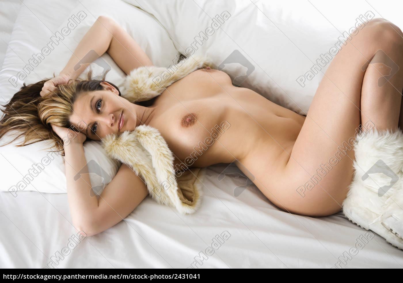 sexy, frau. - 2431041