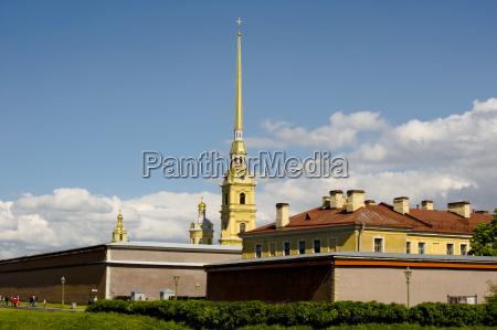 view of sankt petersburg