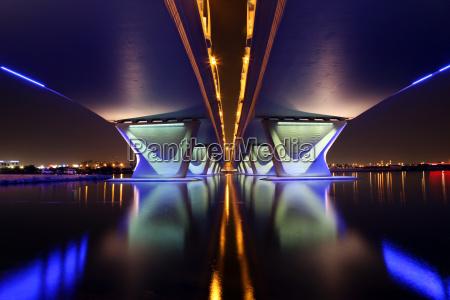 al, garhoud, bridge, in, dubai - 3218843