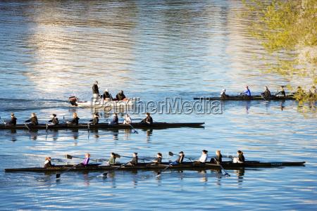 regatta in the potomac river washington