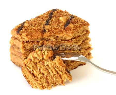 kuchen honeycake