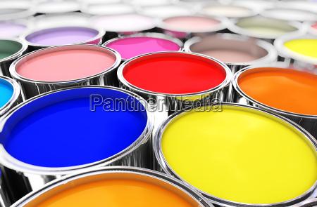 color ink