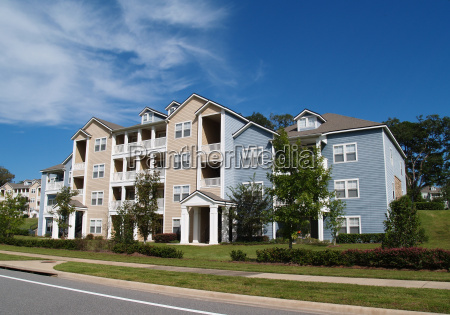 three story condos apartments or townhomes