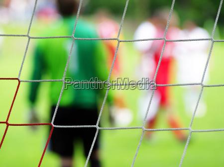 fussball spiel soccer game