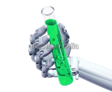 robotic experiment