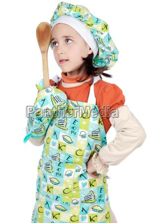 adorable future cook