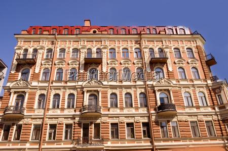 nice house facade
