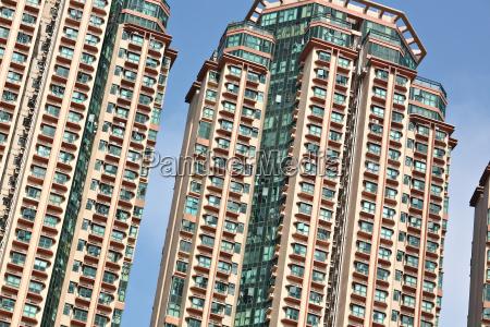 apartment house in hong kong