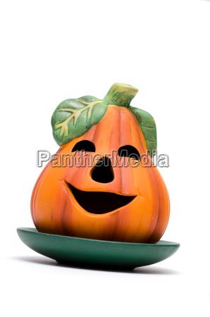 helloween kuerbis in orange