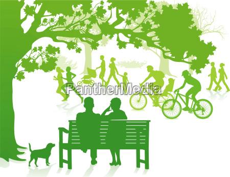 gruener stadtpark