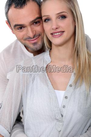 loving couple