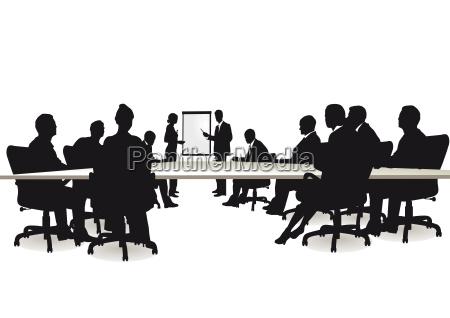 beratung und besprechung