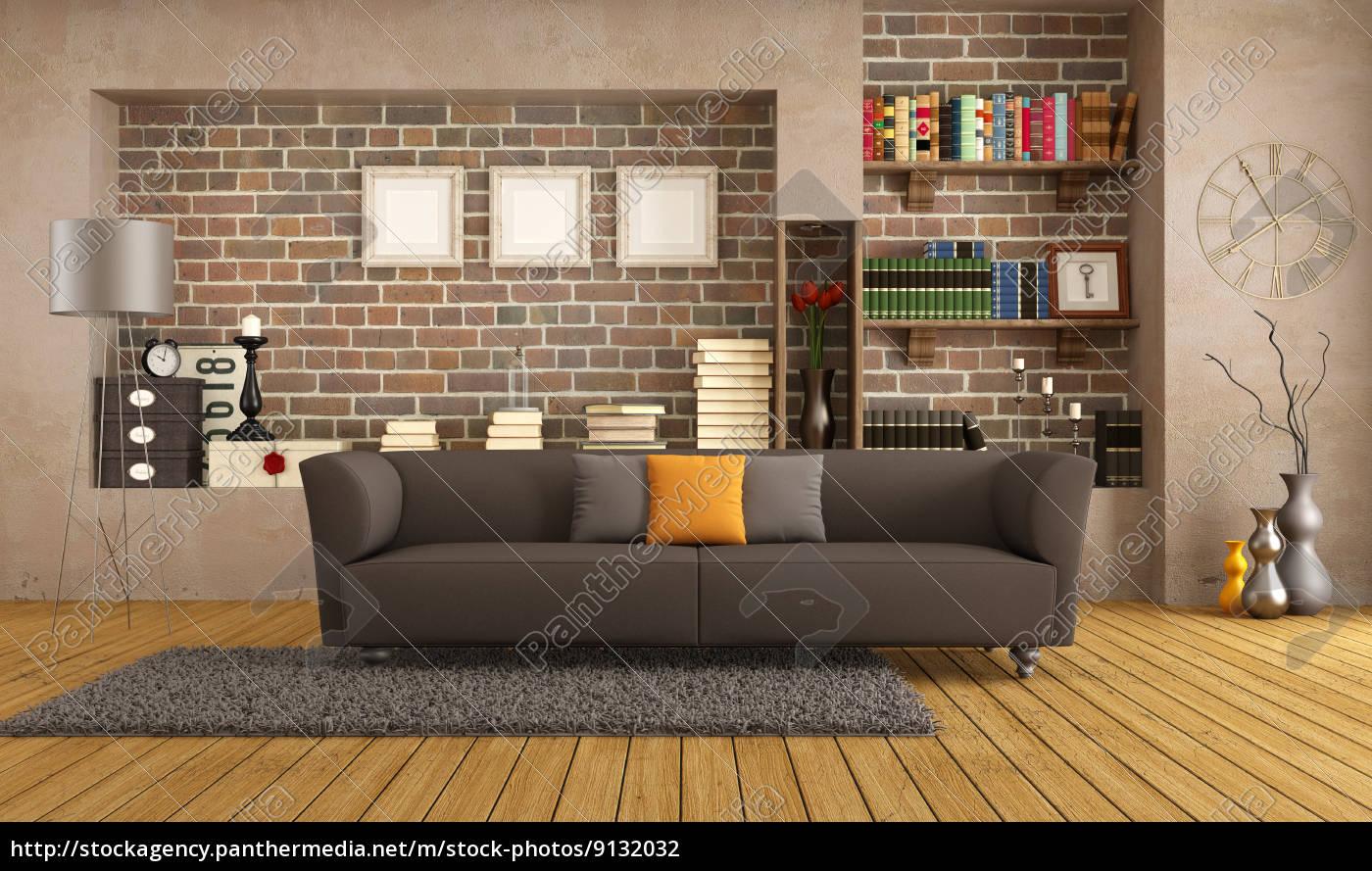 Wohnzimmer Modern Vintage ~ Inspirierende Bilder Von Wohnzimmer ... Wohnzimmer Modern Vintage