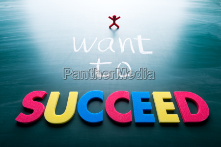 i want to succeed