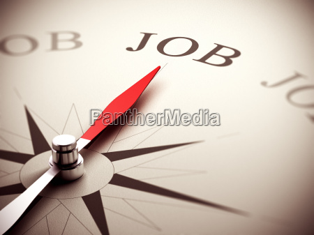 job search concept career counseling