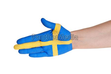 swedish hand