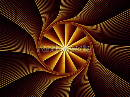 fractal burst abstraction