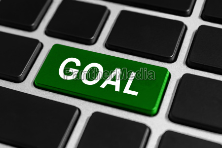 goal button on keyboard
