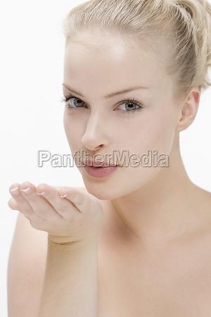 woman hand beautiful beauteously nice macro