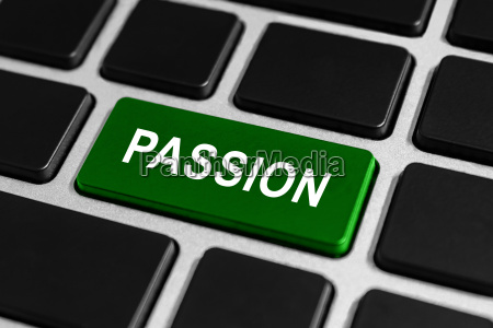 passion button on keyboard