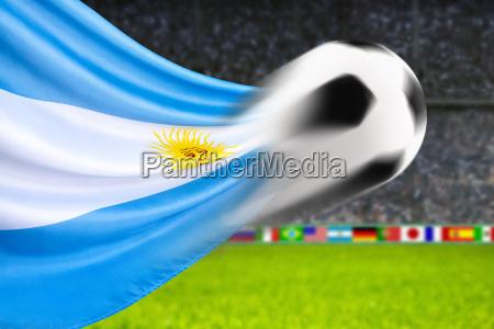 fussball argentinien