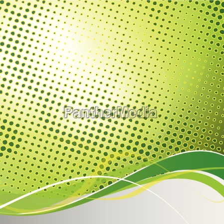 abstract colorful halftone vector background
