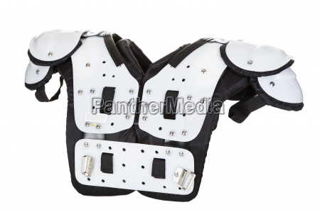 american football chest protection