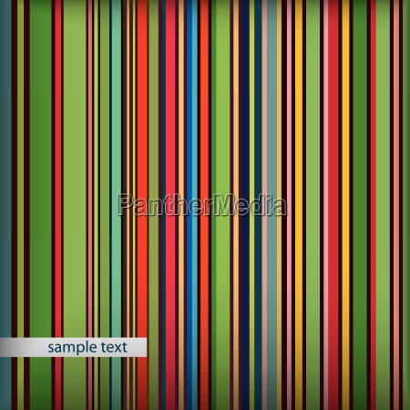 vintage striped pattern background vector
