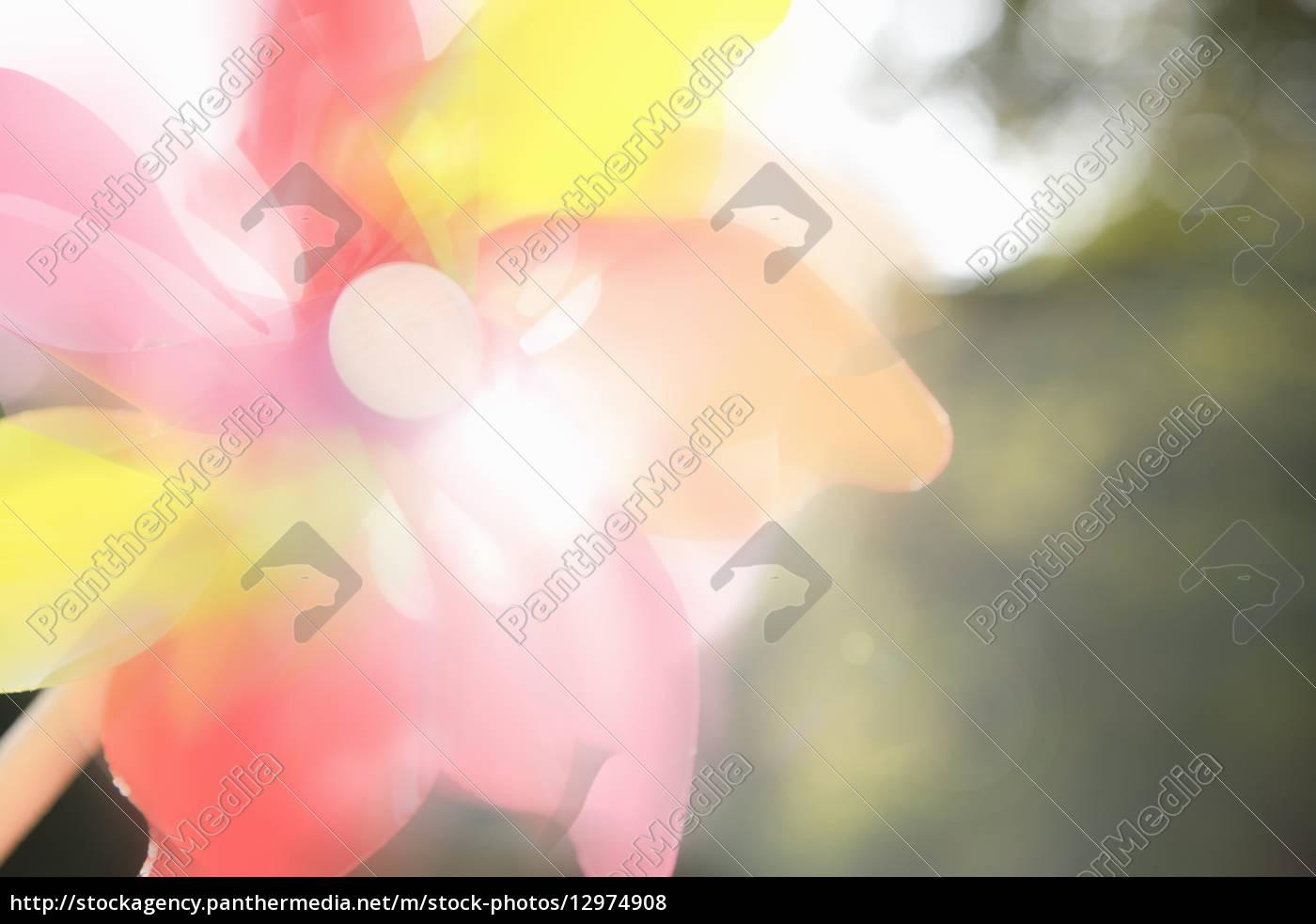 close-up, von, windrad, (lens, flare) - 12974908