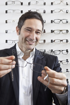 service colour male masculine series spectacles