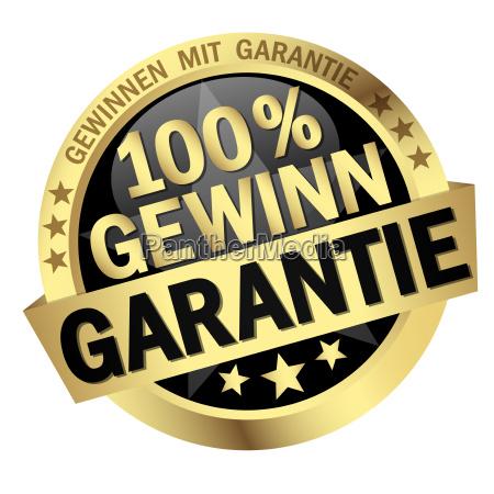 button 100 gewinn garantie