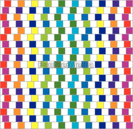 colorful squares vector