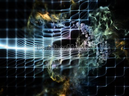 metaphorical data cloud
