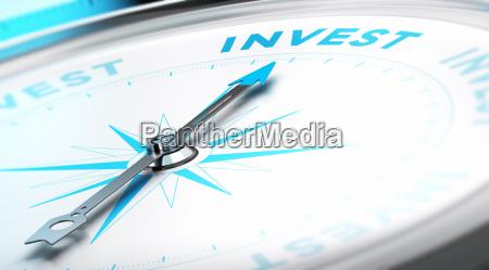 invest concept