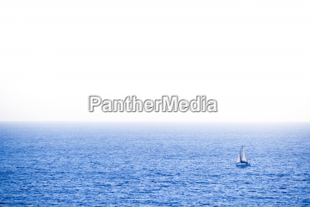 yacht segeln bei sonnenuntergangkalifornien