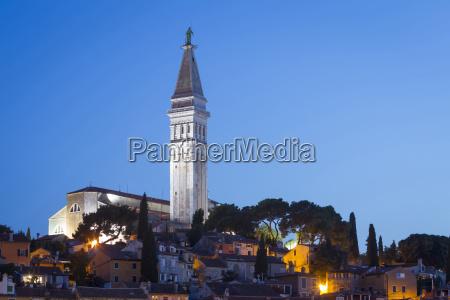 bell tower of saint euphemia at