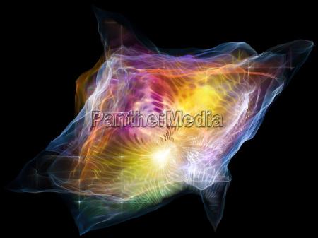 kuemmern particle abstraktion