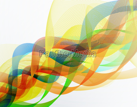 linien bewegung farbe