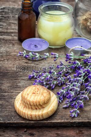 satz von parfums fuer spa behandlungen