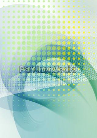 abstrakt raster verlauf technologie