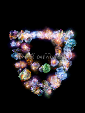 jewels background