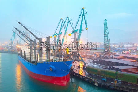 batumi industrial port georgia