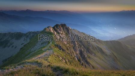 austria tyrol schwaz district view from