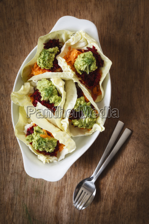 grated vegetables cauliflower carrott betroot with